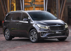 The KIA Grand Sedona is absolute proof that a car with great power and presence can possess a sleek and sporty profile.