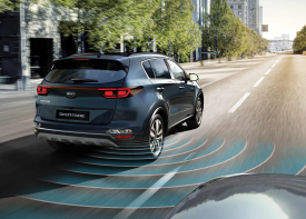 The KIA Sportage is designed to deliever when it comes to both performance and practicality.